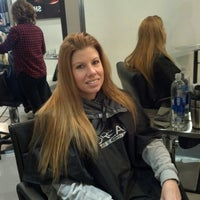 Photo taken at Square - Colour Salon & Spa by Keith L. on 12/22/2014