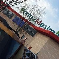 Photo taken at Auchan by Nicoletta A. on 2/8/2014
