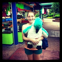 Photo taken at SeaWorld Games Area by Crystal B. on 8/23/2013