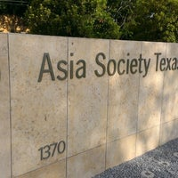 Photo taken at Asia Society Texas Center by Donna S. on 5/31/2013