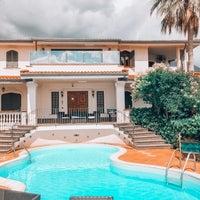 Photo taken at Villa Nunzia by Emilie G. on 6/25/2018