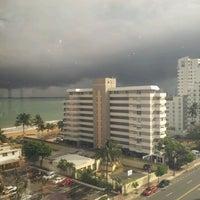 Photo taken at Howard Johnson - Carolina by Katrina B. on 12/13/2012