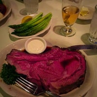 Photo taken at Kreis' Steakhouse by Mike G. on 1/28/2015
