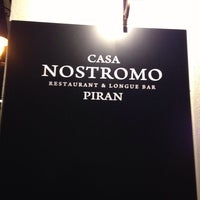 Photo taken at Casa Nostromo by Stijn on 7/3/2013