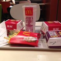 Photo taken at McDonald's by Anthony G. on 4/14/2013