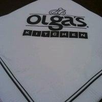 Photo taken at Olga's Kitchen by Tonilynn P. on 5/22/2013