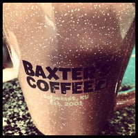 Photo taken at Baxter's Coffee by James A. on 8/3/2013