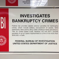 Photo taken at U.S. Bankruptcy Courthouse by Ryan M. on 6/7/2013