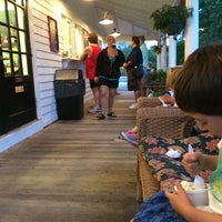 Photo taken at Schoolhouse Ice Cream by Christopher S. on 7/9/2014