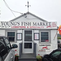 Photo taken at Young's Fish Market by Christopher S. on 7/26/2013