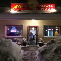 Photo taken at Alecsie's House Of Pizza by Christopher S. on 1/3/2014