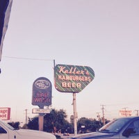 Photo taken at Keller's Drive-In by nora💋 on 8/7/2015