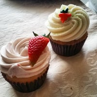 Photo taken at Scratch Kitchen Cupcakes by Evelyn on 6/15/2015