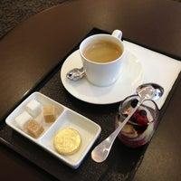 Photo taken at Etihad Airways Lounge by Techi on 3/1/2013