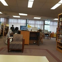 Photo taken at Free Library Of Philadelphia West Oak Lane Branch by Eni O. on 5/13/2016