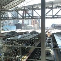 Photo taken at Osaka Station by Hironori T. on 8/18/2013