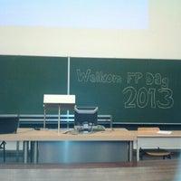 Photo taken at Radboud Universiteit by Vadim Z. on 1/11/2013