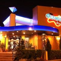 Photo taken at Olympic Diner by Natalie V. on 10/14/2012