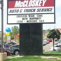 Photo taken at McCloskey Imports & 4X4's by Wendy C. on 5/28/2013