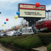 Photo taken at McCloskey Truck Town by Wendy C. on 5/18/2013