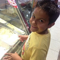 Photo taken at Cold Stone Creamery by Melissa M. on 6/21/2014