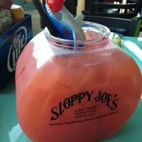 Photo taken at Sloppy Joe's by Stacy M. on 5/18/2013