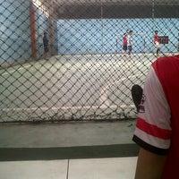 Photo taken at Mayasari Futsal by Malikul P. on 9/8/2013