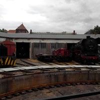 Photo taken at Bayerisches Eisenbahnmuseum by 是 柳. on 8/21/2016