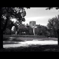 Photo taken at Plaza Diego de Almagro by Karen O. on 4/14/2013