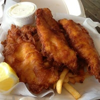 Photo taken at Railroad Fish & Chips by Jason D. on 7/11/2013