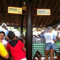 Photo taken at Tapioquinha Da Dora Mosqueiro by Sandro Lima L. on 7/20/2013