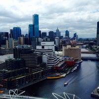 3/18/2014에 Spanish J.님이 Hilton Melbourne South Wharf에서 찍은 사진