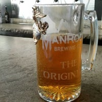 Manrock Brewing Company Grover Beach Ca