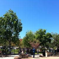 Photo taken at Burton Park by Sibilla C. on 4/16/2013