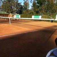 Photo taken at Centro Deportivo La Laguna Curauma by Juan Carlos O. on 12/30/2012