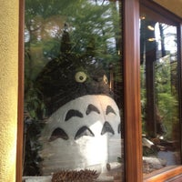 Photo taken at Ghibli Museum by O'o M. on 4/11/2013