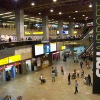 Photo taken at São Paulo / Guarulhos International Airport (GRU) by Alessandro V. on 3/18/2015