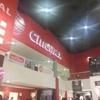 Photo taken at Cinemex by MaNu L. on 7/17/2013