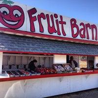 Photo taken at Fruit Barn by John J. on 5/26/2013