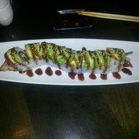Photo taken at Zake Sushi Lounge by Ajaye J. on 1/22/2013