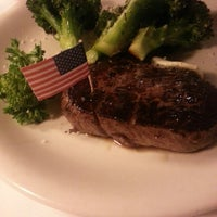 Photo taken at Ted's Montana Grill by Grace P. on 6/10/2013