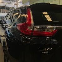 Photo taken at Honda Rama 3 by Up L. on 6/16/2017