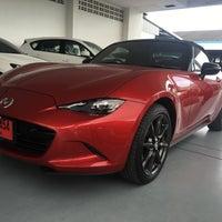 Photo taken at Mazda Phuket by uglypink ✿. on 7/21/2016