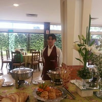 Photo taken at Restaurant del Asuncion Golf Club by Rossanna C. on 11/2/2014