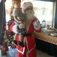 Photo taken at Restaurant del Asuncion Golf Club by Rossanna C. on 12/22/2013
