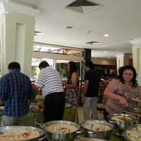 Photo taken at Restaurant del Asuncion Golf Club by Rossanna C. on 12/28/2014