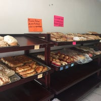 Photo taken at Panaderia Malpica by Liliana Isabel A. on 4/13/2017