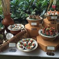 Photo taken at Bankampu Tropical Café by Orn-Uma K. on 12/16/2015