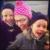 Photo taken at North Ealing Primary School by Jon B. on 11/25/2013