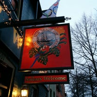 Photo taken at The Wharf Rat by Craig C. on 2/16/2014